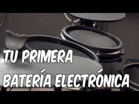 TU PRIMERA BATERÍA ELECTRÓNICA - ALESIS NITRO MESH KIT