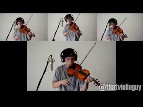 Ellie Goulding - Burn Violin Cover (Acoustic)