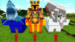 MINECRAFT DON'T CHOOSE THE WRONG CASTLE / WHO COULD BE THE KING !!!