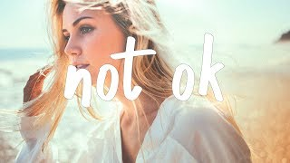 Kygo - Not Ok ft. Chelsea Cutler (Lyric Video)