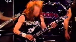Exodus - Live Mosh in Bochum 1989 FULL CONCERT