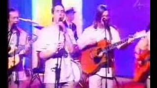 """Brainpool - My Sweet Lord (She's So Fine) """"live"""" on TV4"""