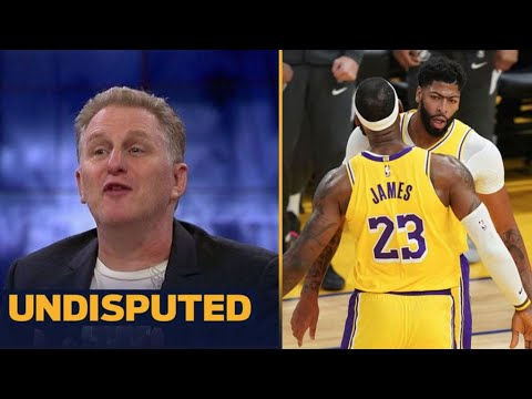 UNDISPUTED | Michael Rapaport Believes LeBron, AD & Lakers are a lock to win the title this year