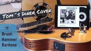 Video Toms Diner baritone cover [Suzanne Vega |Furch contest]
