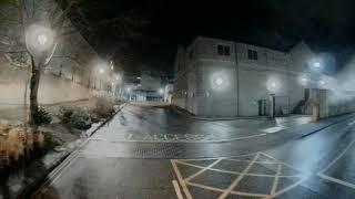 Carpark fpv Surveillance, filmed with the dji goggles dvr, from Caddx vista with Eachine nebula