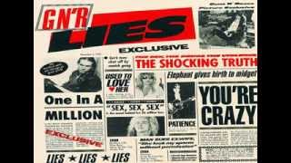Guns N' Roses - Nice Boys (Audio)