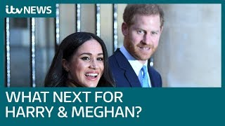 What now for Harry and Meghan after they choose to reject front line duties? | ITV News