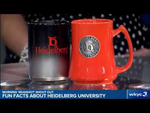 "WKYC's ""Mugshots"" with Heidelberg University"