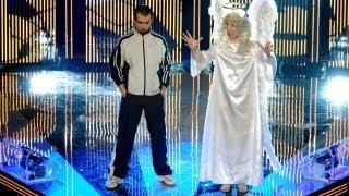 █▬█ █ ▀█▀ Limo - Spotkanie z aniołem (kabarety.tvp.pl)