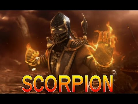 Mortal Kombat: Scorpion - Immortal