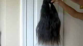 Indian Remy Hair Review - Naturally, Straight, Curly, and Body Wavy
