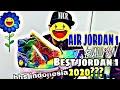 Download Lagu AIR JORDAN 1 JBALVIN.THIS THE BEST AIR JORDAN 1 COLLAB 2020??? UNBOXING , REVIEW .bhs indonesia Mp3 Free