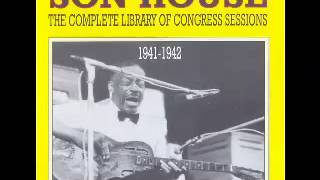 Son House ~ The Jinx Blues (part 1 and 2)