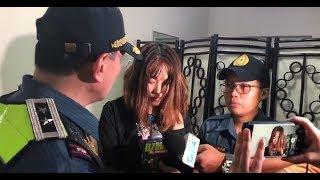 Chinese Na Nanaboy Ng Taho Sa Pulis Sa MRT, Nag-sorry