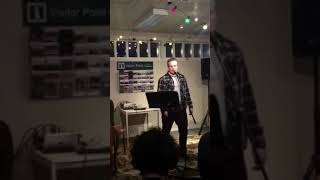 Joshua James Queen of the city (cover AndyB)