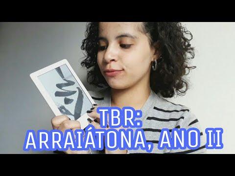 TBR: ARRAIÁTONA, ANO II (MARATONA LITERÁRIA) | Livraneios