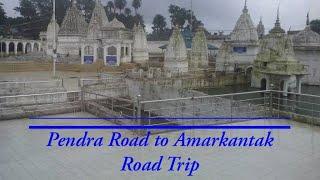 Pendra Road to Amarkantak Road Trip🔥🔥🚘🚘🚘