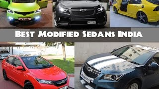 All Time Best Modified Sedan Cars in India