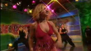 Britney Spears - Oops! I Did It Again Live @ Interaktive Germany 2000