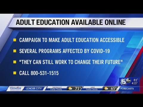 Adult education classes still avilable online for Tennesseans ...