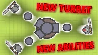 MOOMOO.IO NEW TURRET, NEW HATS, & NEW ABILITIES TROLLING! EPIC UPDATE! (MooMoo.io)