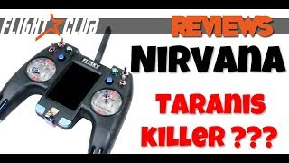UndergroundFPV Nirvana - FS-IA8X Binding & Maiden Flight