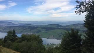 スイス発 リギ山中腹ゼーボーデンアップを歩く【スイス情報.com】