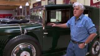 1931 Duesenberg Model J Town Car - Jay Leno's Garage