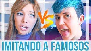 IMITANDO A FAMOSOS Con FOCUSINGSVLOGS | BelenaGaynor