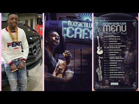 Boosie Blues Cafe Album Review