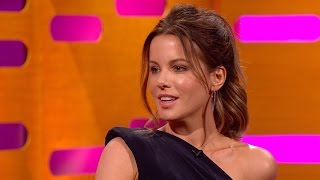 Kate Beckinsales Chocolate Between The Buttocks Prank – The Graham Norton Show: Preview - BBC One