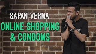 EIC Online Shopping And Condoms  Sapan Verma Stand Up