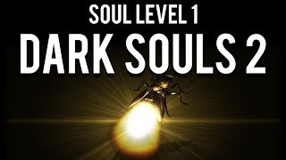 How to be OP and SL1 Dark Souls 2 SotFS (Main boss & DLC)