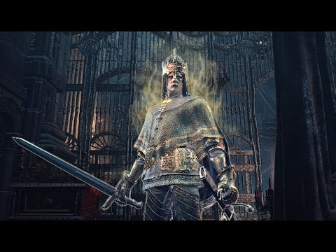 Dark Souls 3 PvP - Poison Priestess - Luck and Faith - Poison and HP Regen Build
