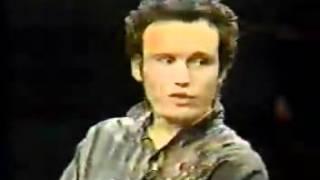 ADAM ANT - Interview Circa 1982 Friend or Foe