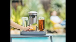 BARTESIAN: KEURIG FOR COCKTAILS