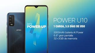 Wiko Power U10- 3,5 días de uso anuncio