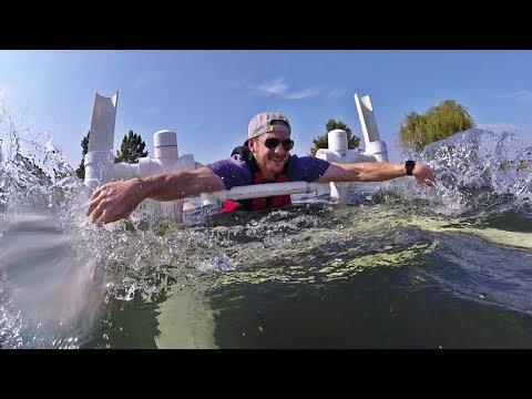 Build A Boat Battle | Dude Perfect