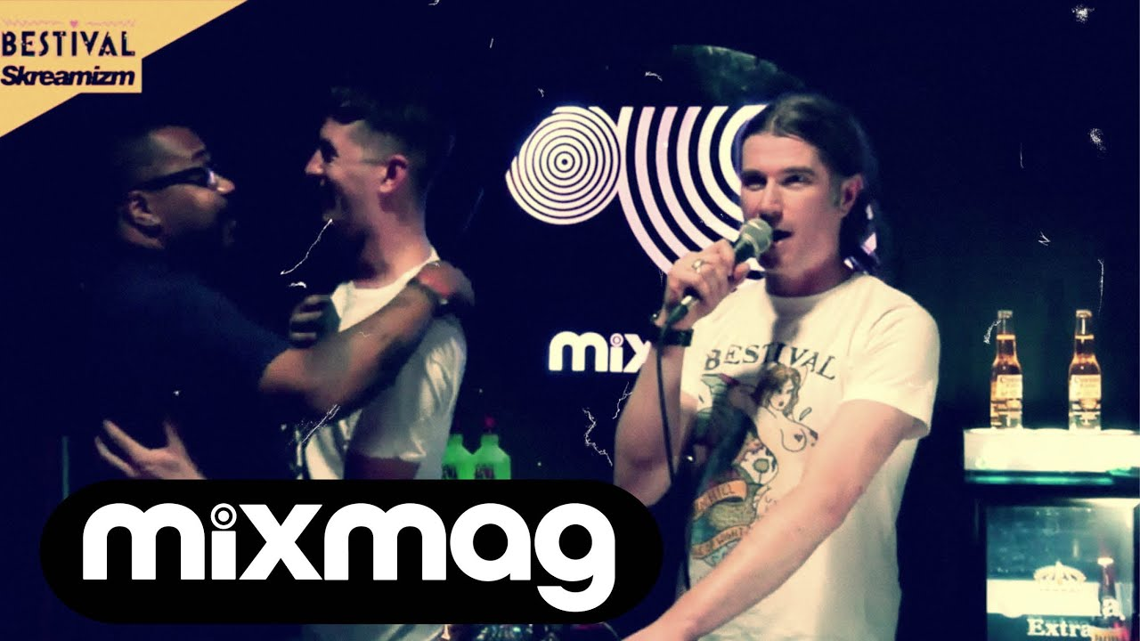 Skream and Derrick Carter - Live @ Mixmag Lab LDN 2014