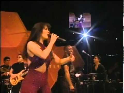 Selena- Tus Desprecios & Cobarde (Astrodome 1995)