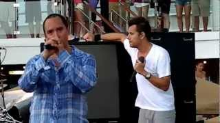 Full Ride (311 Cruise Lido Deck Show)