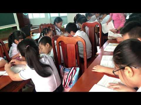 Chuyên đề trường - Tập đọc lớp 3