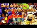 Gu a Definitiva Para Jugar Marvel Vs Capcom Clash Of Su