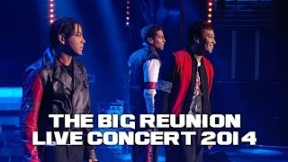3T - ANYTHING (THE BIG REUNION LIVE CONCERT 2014)
