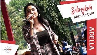 SELINGKUH - Arlida Putri OM.ADELLA Live Curug Sewu Kendal