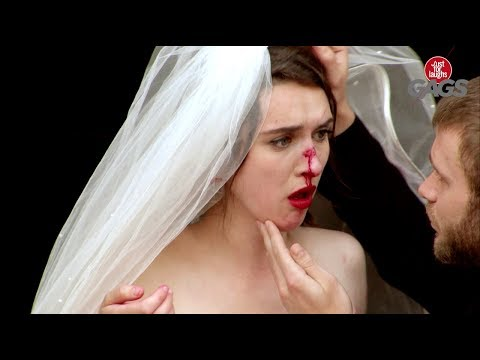 One Hilarious Wedding Day Prank!