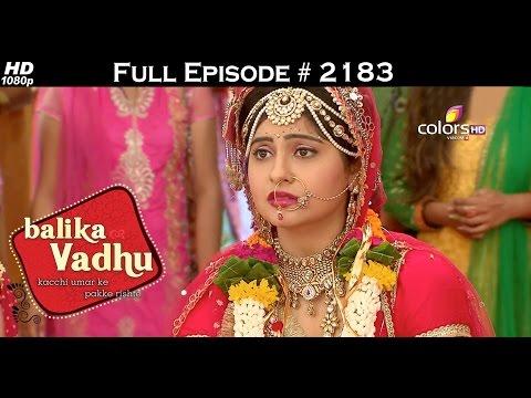 Balika-Vadhu--23rd-May-2016--बालिका-वधु--Full-Episode-HD