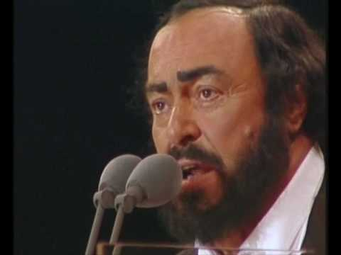 Luciano Pavarotti Interpreta Nessum Dorma