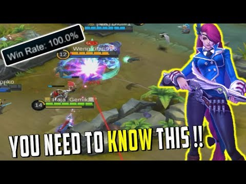 LESLEY 200% GUIDE BY MYTHICAL GLORY /w Text Review – Mobile Legends