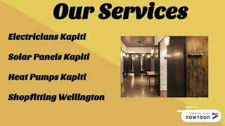 CS Morgon Electrical Provide Best Services of Electricians Kapiti